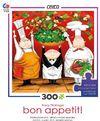 Ceaco - Bon Appetit Salad, Tracey Flickinger Puzzle (300 Pieces)