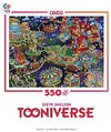 Ceaco - Tooniverse When Sixes Were Nines, Steve Skelton Puzzle (550 Pieces)