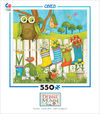 Ceaco - Debbie Mumm - Owl & Friends Puzzle (550 Pieces) Cover