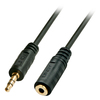 Lindy Audio Extention Cable 3.5 mm to 3.5 mm