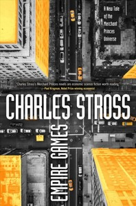 Empire Games - Charles Stross (Paperback)