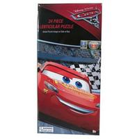 Cars 3 Lenticular Tower Puzzle (24 Pieces)