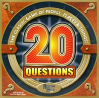 20 Questions Games (Party Game) - Cover