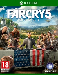 Far Cry 5 (Xbox One) - Cover