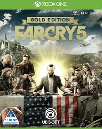 Far Cry 5 (includes Code for Far Cry 3 Classic Edition) (Xbox One)