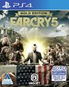 Far Cry 5 (includes Code for Far Cry 3 Classic Edition) (PS4) Cover