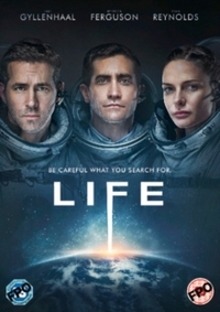 Life (DVD) - Cover