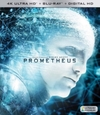 Prometheus (4K Ultra HD + Blu-ray)