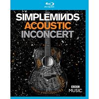 Simple Minds - Acoustic In Concert (Region A Blu-ray)