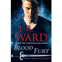 Blood Fury - J. R. Ward (Hardcover)