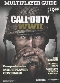 Call of Duty: WWII - Prima Games (Paperback) - Cover