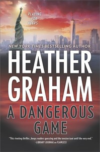 A Dangerous Game - Heather Graham (Hardcover)