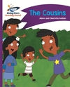 Reading Planet - the Cousins - Purple: Comet Street Kids - Adam Guillain (Paperback)