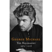 George Michael - Rob Jovanovic (Paperback)