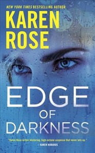 Edge of Darkness - Karen Rose (Paperback)