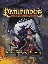 Pathfinder Roleplaying Game - Paizo Staff (Game)