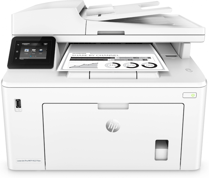 HP LaserJet Pro M227FDW Multi-Function Laser Printer