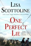 One Perfect Lie - Lisa Scottoline (Paperback)