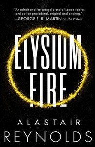 Elysium Fire - Alastair Reynolds (Paperback)