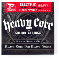 Dunlop 10-48 Heavy Core Electric Guitar Strings
