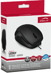 Speedlink - LEDGY Wired Mouse - Black