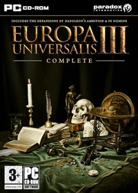 Europa Universalis Chronicles III Complete (PC) - Cover