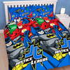 Justice League - Inception Rotary Duvet (Double) Cover