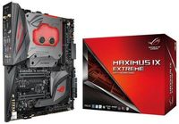 ASUS ROG Maximus IX Extreme LGA1151 DDR4 DP HDMI M.2 Z270 EATX Motherboard with Onboard AC WiFi and USB 3.1 - Cover