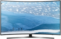 Samsung - 49 inch 4K Curved Smart LED TV KU7500 Series 7 - Cover