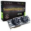 EVGA nVidia GeForce GTX 1080 Super Clocked 2 8GB 256 bit Gaming Graphics Card