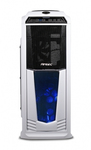 Antec GX330 ATX Mid Tower Gaming Chassis with Window - White
