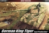 Academy - 1/35 - German Kingtiger 'Late Production' (Plastic Model Kit)