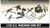 Academy - 1/35 - US WWII Machine Gun Set (Plastic Model Kit)