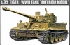 Academy - 1/35 - Pz.Kpfw.VI Hevy Tank Tiger I Early (No Interior) (Plastic Model Kit)