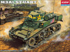 Academy - 1/35 - US M3A1 Stuart Light Tank (Plastic Model Kit)