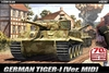 Academy - 1/35 - Tiger 1 Mid 70th Anniversary 1940 (Plastic Model Kit)