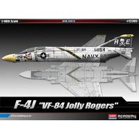 Academy - 1/48 - F-4J Phantom VF-84 Jolly Rogers' (Plastic Model Kit)