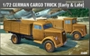 Academy - 1/72 - WWII German Cargo Truck (Plastic Model Kit)