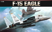 Academy - 1/144 - F-15 Eagle (Plastic Model Kit) - Cover