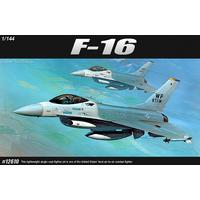 Academy - 1/144 - F-16 A/C Fighting Falcon (Plastic Model Kit)
