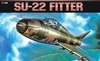 Academy - 1/144 - Sukhoi Su-22 Fitter (Plastic Model Kit)