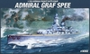 Academy - 1/350 - Admiral Graf Spee (Plastic Model Kit)
