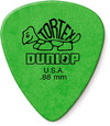 Dunlop 418R 0.88mm Tortex Standard Guitar Pick (Green)
