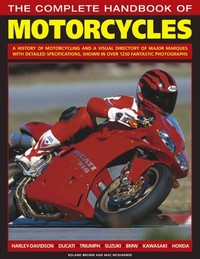 Complete Handbook of Motorcycles - Rowland Brown (Paperback) - Cover