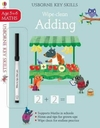 Wipe-Clean Adding 5-6 - Holly Bathie (Paperback)