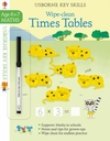 Wipe-Clean Times Tables 6-7 - Holly Bathie (Paperback)