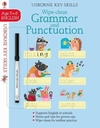 Wipe-Clean Grammar & Punctuation 5-6 - Jessica Greenwell (Paperback)