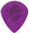 Dunlop 472RH3 Tortex Jazz III Guitar Pick (Purple)