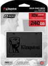 Kingston Technology - A400 SSD 240GB Serial ATA III 2.5 inch TLC Solid State Drive