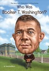 Who Was Booker T. Washington? - James Buckley (Paperback)